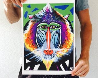 Monkey Print - DISCO BUTT