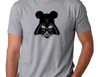 Darth Vader Shirt - Darth Vader - Sith Shirt Star Wars Shirt - Disney Trip Shirt - Disney Shirts- Disney Men's Shirt