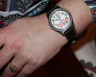 USSR Russian Watch Chaika Chajka.USSR Russian Watch Chaika.CHAJKA - Uglich Watch Factory.