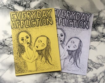 Everyday Affliction Zine