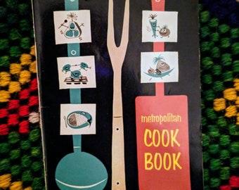 1953 Metropolitan Cookbook