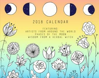 Creative Collective Calendar 2018