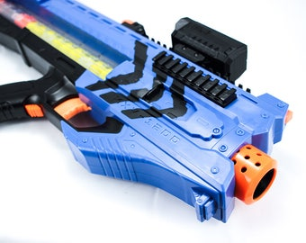 AmmoCounter MkIII Scope For Nerf Rival Zeus