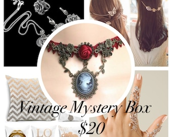 The Vintage Mystery Box