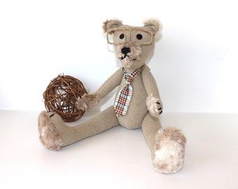 Decorative Grandpa bear