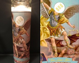 Anti- Donald Trump Devotional Prayer Saint Candle