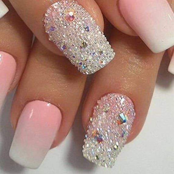 Swarovski crystal Pixie 3D nail art Micro Zircon Mini