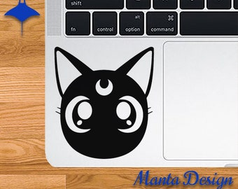Sailor Moon Luna Vinyl Decal