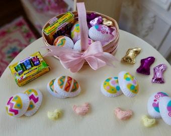 Blythe Barbie Size Easter Basket
