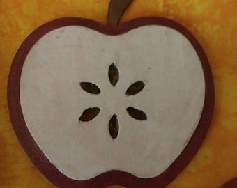 Apple Magnet