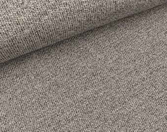 Knitting material Marvin Black mottled (14.90 EUR/meter)