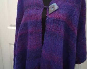 Chunky yarn v shaw
