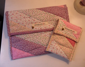 Tablet Cover - Quilted