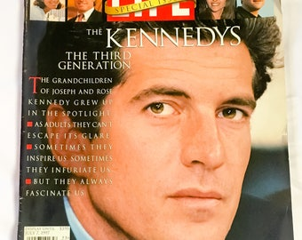 "LIFE Magazine  ""The Kennedys"""