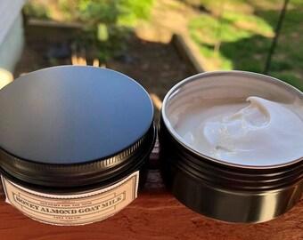 Honey Almond Goat Milk Face Cream