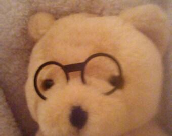 """18"""" fully articulated teddy bear"""