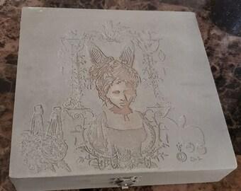 march hare box