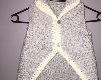 4/5 years girl sleeveless vest