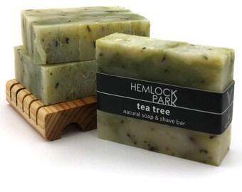 Soap & Shave Bar | Tea Tree