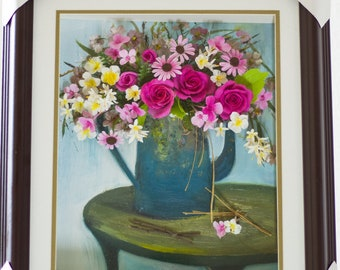 Flower Arrangements- Air Dry Clay Flowers