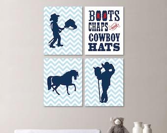 cowboy nursery decor etsy