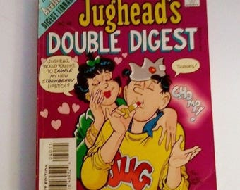 Jughead's Double Digest Issue NO. 40 1996 in VF Condition