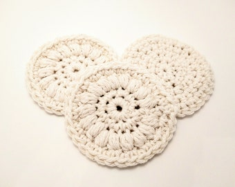 Bundle of Facial Scrubbies