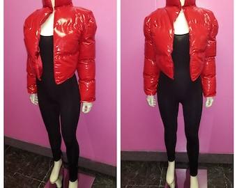Rote Kugel Mantel