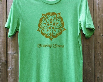 Game of Thrones // House Tyrell // Growing Strong T-Shirt