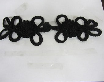 Sewing Fasteners Chinese Closure Knot Frog Buttons