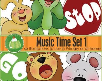 SINGING SET of 3  - Downloadable File