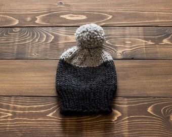 The THREE SISTERS Knit Hat