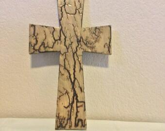 Gray cross