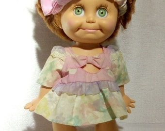 1990's Baby Face Dolls. Collectable