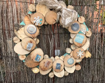 Wooden Gifts-Wallhanging
