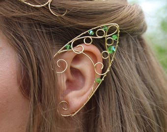 High Elf ear cuffs