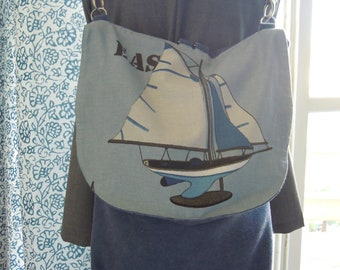 Backpack Sails Bag