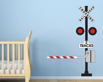 Brand new Railroad crossing | Etsy GD67