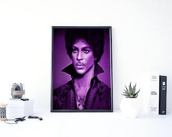 Prince Musician, Prince Purple Rain, Prince Singer, Prince Nelson, Prince Artist, Prince Art, Purple Rain, Poster Art, Prince Rogers Nelson