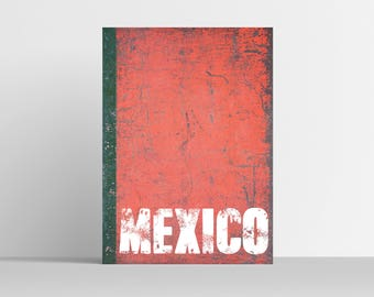 Mexico Art Print - Wall Art  - Mexican Art