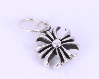Sterling Silver 925 Vintage Cross Pendant WSP265 Wholesale: See Discount Coupons in Item Details