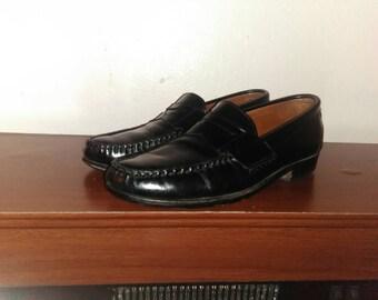 Allen Edmonds Walden shoes sz 7 1/2 D