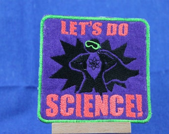 Let's do Science Patch