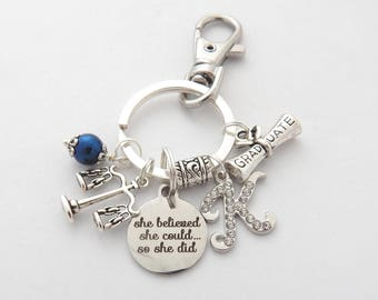 Scales of Justice Keychain, Paralegal Gift, Lawyer Gift, Law Gift, Legal Assistant Jewelry, Law School Graduate, Law School Graduation