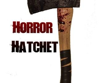 Horror Hatchet Prop