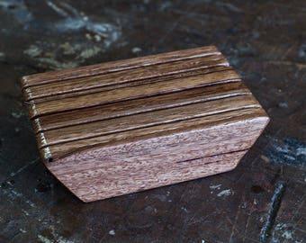 Soap Holder / Hardwood