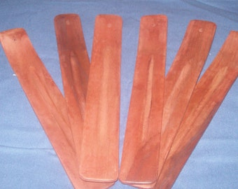 Hand-Made Wooden Incense Holders- Wicca, Pagan