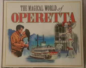 The Magical World of Operetta CD