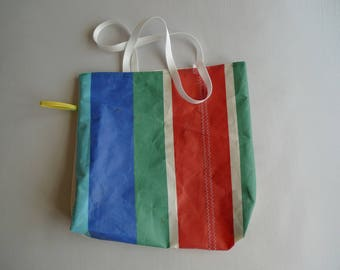 Bags of surf sail green/red/blue 44x41