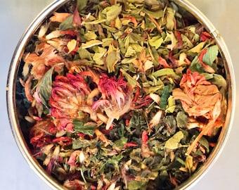 Organic Detox Tea, Herbal Tea - Helps cleanse and detoxify the body naturally